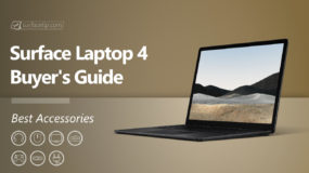 Best Accessories for Surface Laptop 4